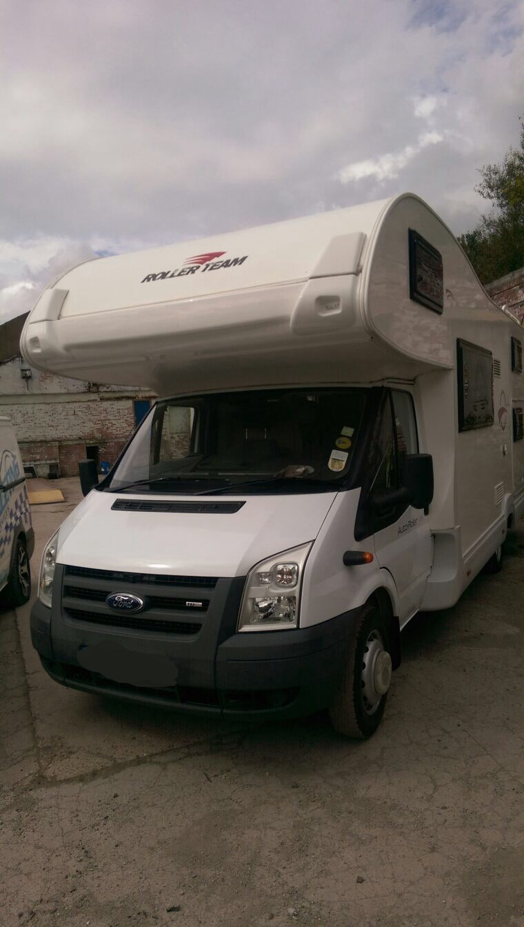 Motorhome valeting near me