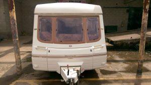 Caravan cleaning Huddersfield