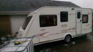Caravan valeting Huddersfield