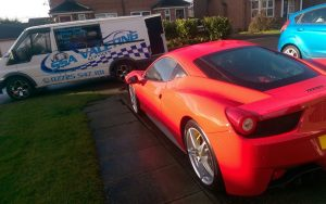 Car valeting in Mirfield