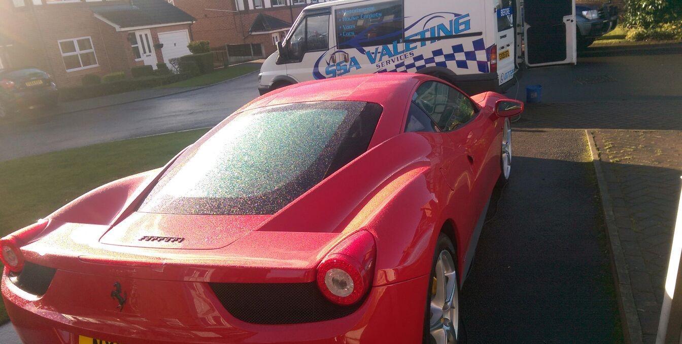 Prestige car valeting Huddersfield