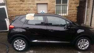 Mobile car valeting Wakefield
