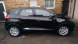 Mobile car valeting Heckmondwike