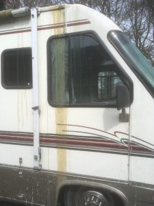 Mobile American RV valeting and cleaning