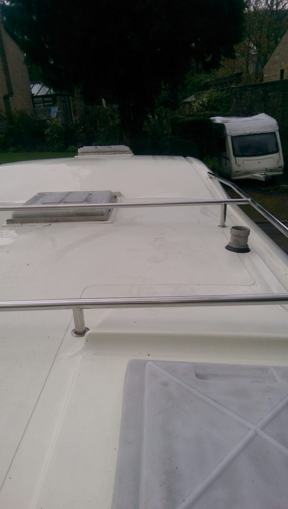 Motorhome Cleaning In West Yorkshire Ssa Valeting And