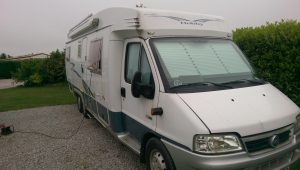Mobile motorhome cleaning in North Yorkshire