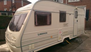 Mobile caravan cleaning near Manchester