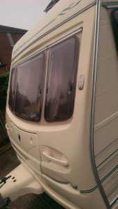 Mobile caravan cleaning near Rochdale