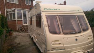 Mobile caravan cleaning Rochdale