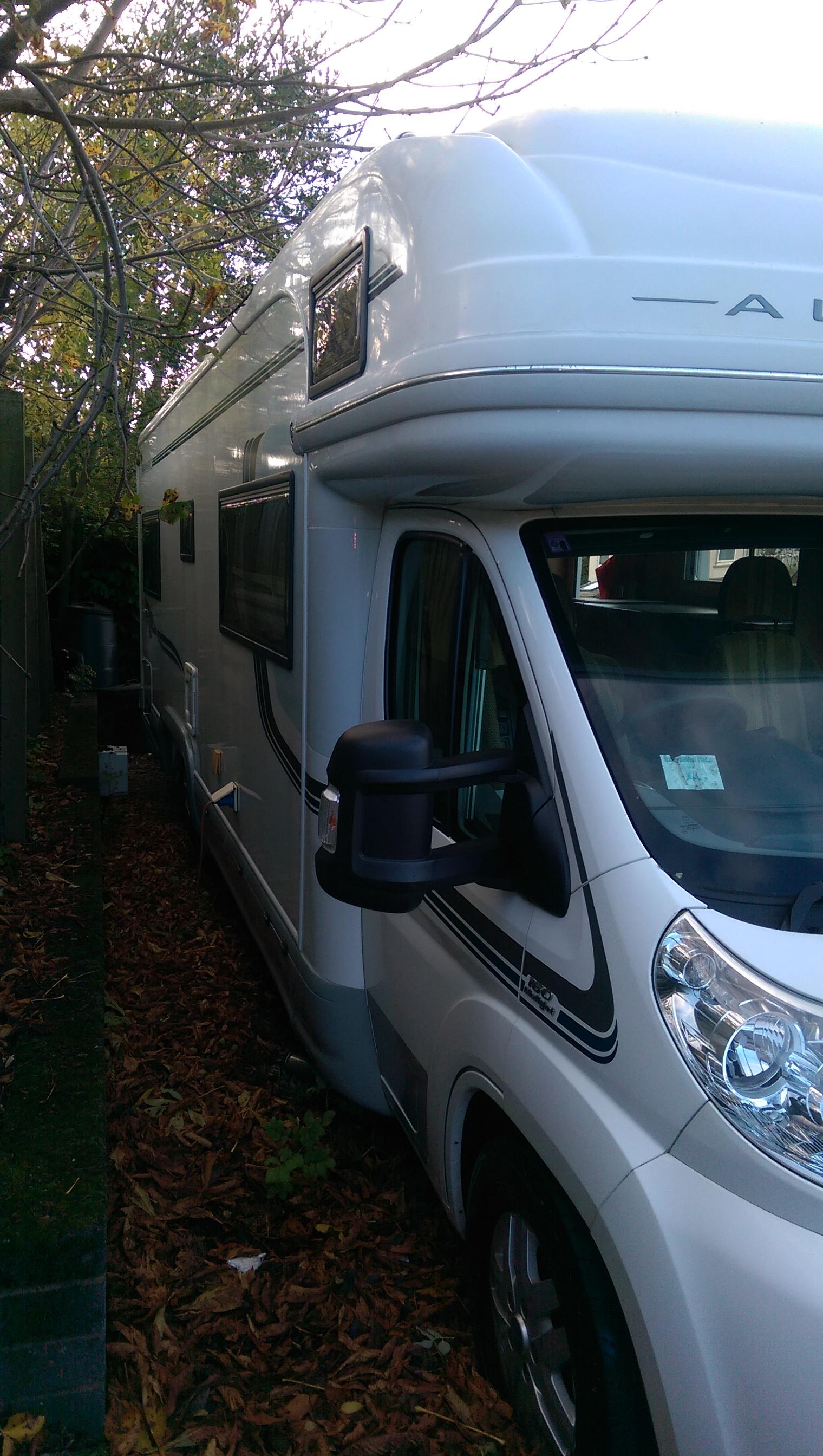 Motorhome and caravan valeting Bradford